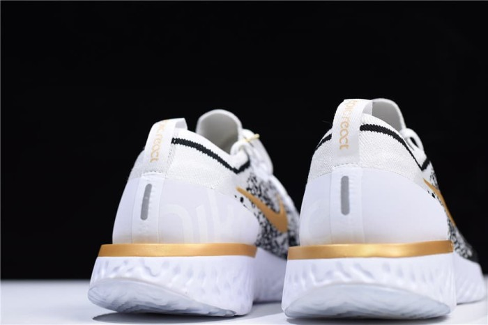 cafe47d4324a Nike Epic React flyknit 2018 NBA Champions Golden State Warriors PE