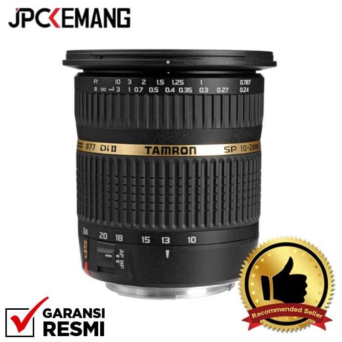 Foto Produk Tamron For Canon SP AF 10-24mm f/3.5-4.5 DI II-LD ASPHERICAL (IF) dari JPCKemang