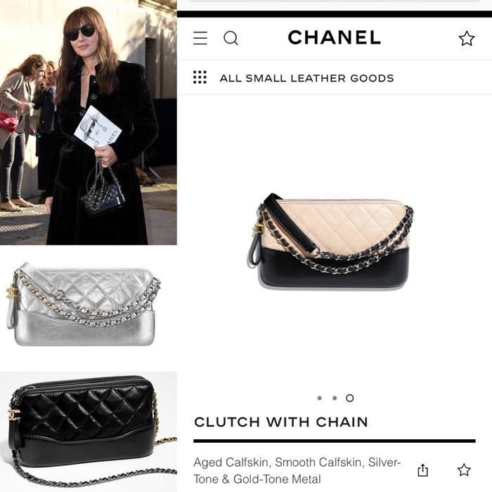 07a6447e505b42 Jual Chanel Gabrielle Clutch on Chain Bag - Kota Batam ...