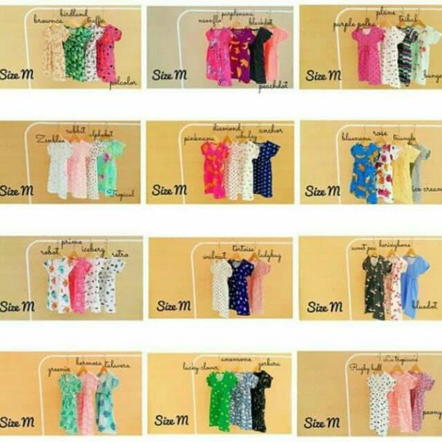 Harga Jual Baju Dress Daster Harian Anak Bayi Baby Di Jakarta - Onecell 19a0b25a42