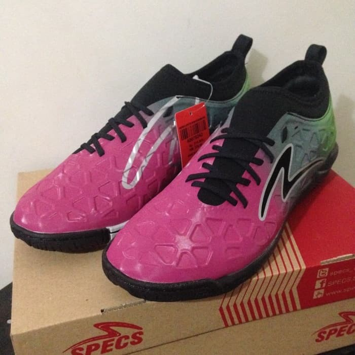 Jual Sepatu Futsal Specs Swervo Inertia Beetroot Purple Kota