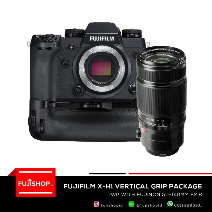 fujifilm x-h1 vertical grip pwp promo lensa - pwp c