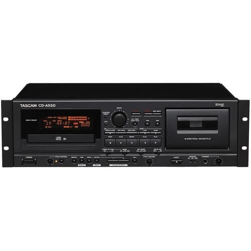 harga Tascam cd a550 rackmount cd player/cassette recorder Tokopedia.com