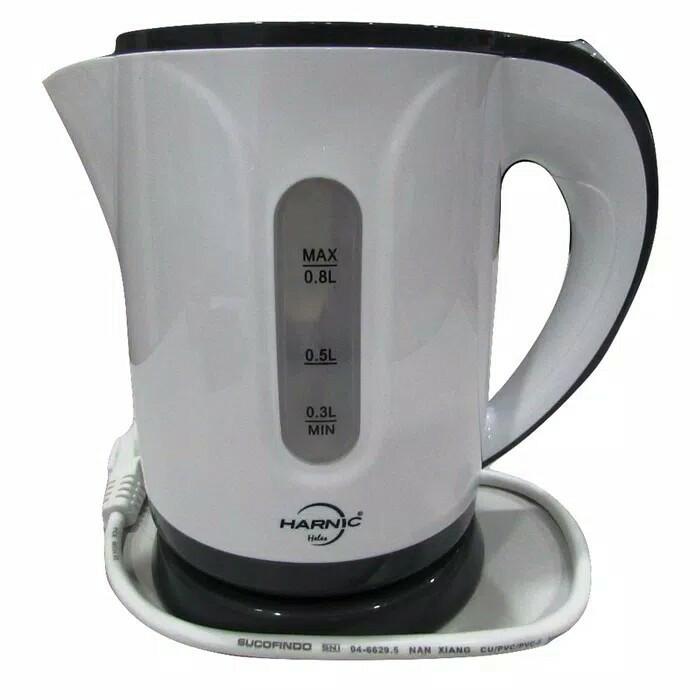 harga Kettle listrik/teko listrik/pemanas air heles#garansi Tokopedia.com