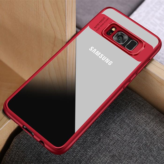 CLEAR AUTO FOCUS case Samsung J4 - J6 2018 softcase casing cover tpu