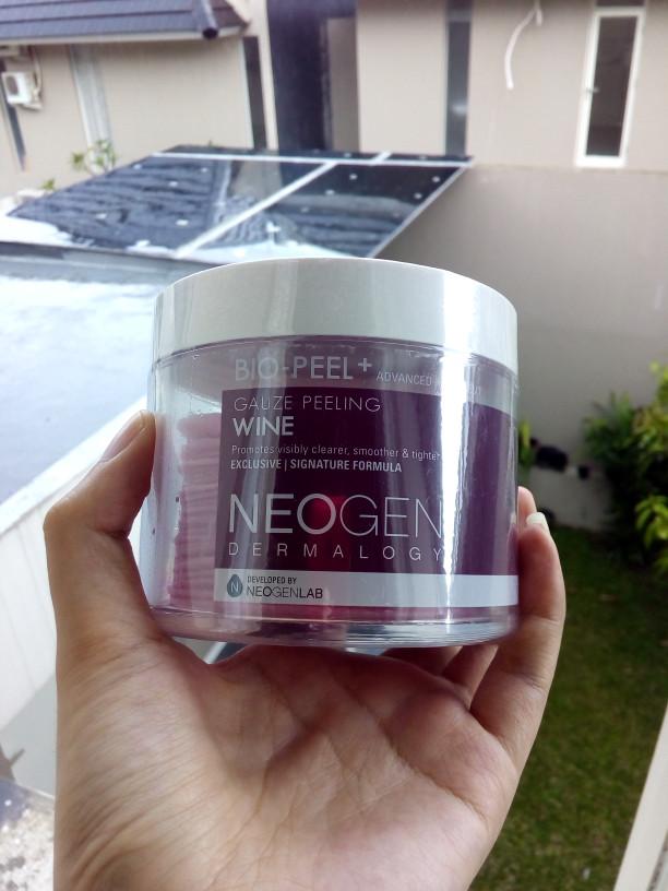 Foto Produk Neogen Biopeel - Wine dari Revolt Shop