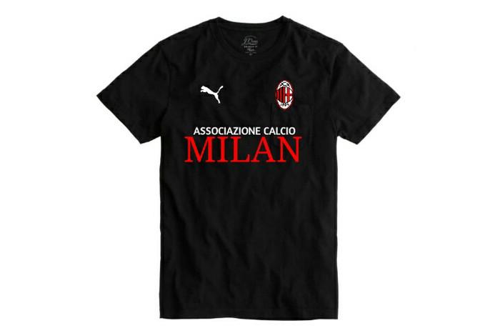 harga Kaos shirt jersey ac milan puma combed distro Tokopedia.com