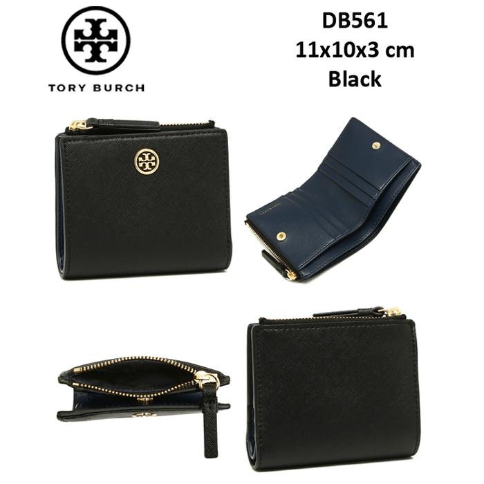 8c7adc30635 Jual Dompet Wanita Tory Burch Robinson Mini Wallet Original - VIP ...