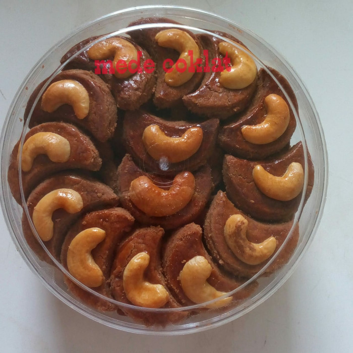 Jual Kue Kering Kacang Mede Coklat Kota Tangerang Linerio Shop Tokopedia