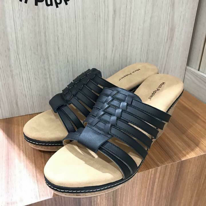 Jual Sandal Wanita HUSH PUPPIES Ori Murah   SALE   Original   Wedges ... 6aa04573df