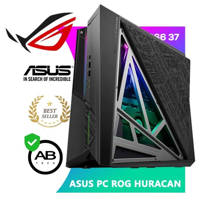 harga Asus rog pc huracan g21cn-id761t i7-8700 win 10 Tokopedia.com