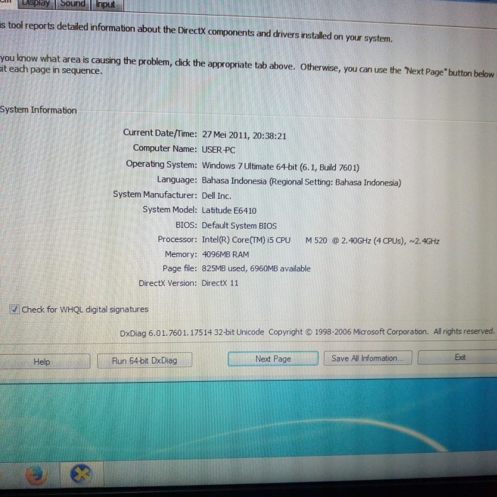 Jual Dell Latitude e6410 Core i5 Mulus Murah Bergaransi Harga Promo - DKI  Jakarta - fan's coll | Tokopedia