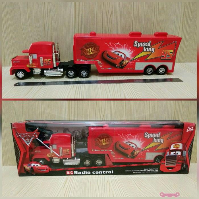 harga Rc truk kontainer ( mobil truck remote control trailer radio kontrol Tokopedia.com
