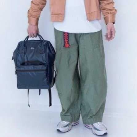 Jual murah Anello Tas Ransel Waterproof Backpack 2 Way - cekcart ... 85c4f45b51