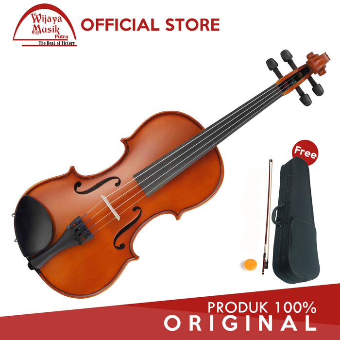harga Cremona biola klasik / classic violin st (3/4) oblg sv175f Tokopedia.com