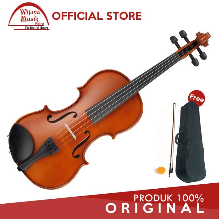 harga Cremona cervini biola klasik / classic violin (4/4) hv-150 beginer Tokopedia.com