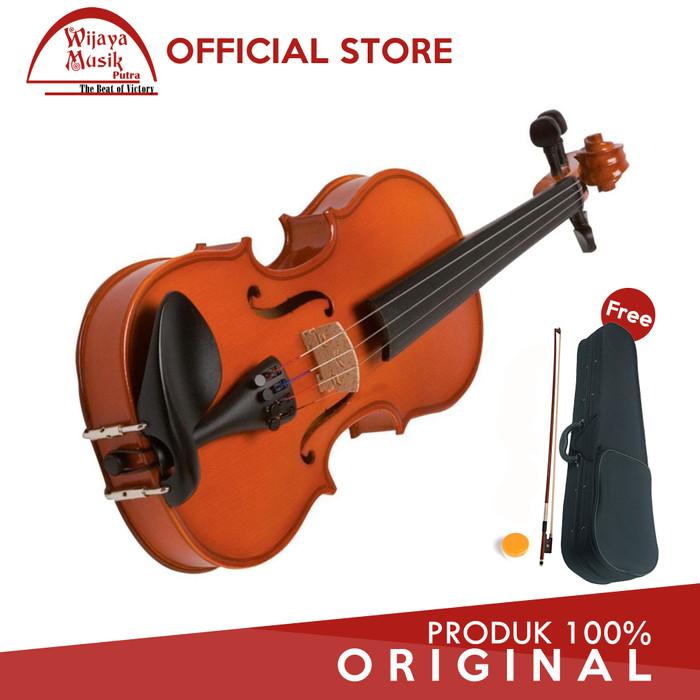 harga Cremona cervini biola klasik / classic violin (1/8) hv-100 Tokopedia.com