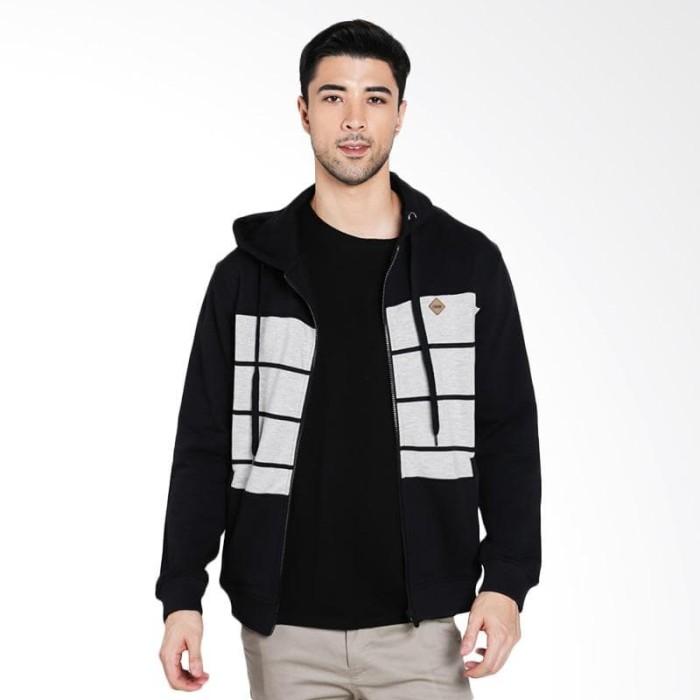 Hoodie jacket 3second patch brick not famo greenlight moutley original