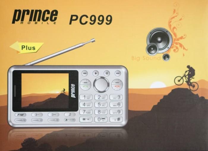 harga Prince pc-999 plus dual sim big speaker Tokopedia.com
