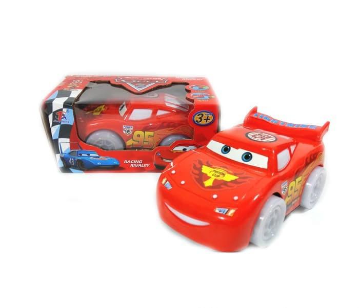 jual mobil mainan cars lightning mcqueen  jakarta timur