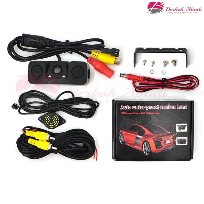 Foto Produk Kamera Parkir dengan double sensor proximity cocok untuk semua mobil dari Online Shop Save