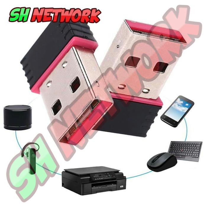 Jual Realtek 300Mbps RTL8188FTV Wireless LAN 802 11N USB 2 Network Adapter  - Kab  Jepara - SH Network | Tokopedia