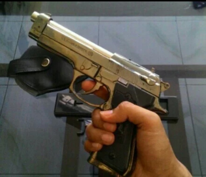 Foto Produk Korek api pistol dari zahwaherbal