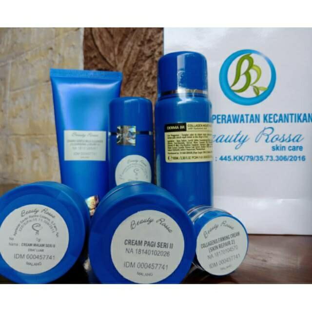 harga Paket br 2 / seri ii beauty rossa Tokopedia.com