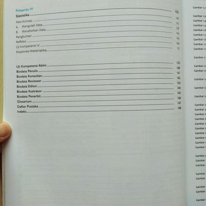 Kunci Jawaban Matematika Kelas 6 Kurikulum 2013 Quadra