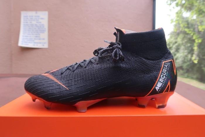harga Nike mercurial superfly 6 elite fg - black. topgrade original bnib ori Tokopedia.com