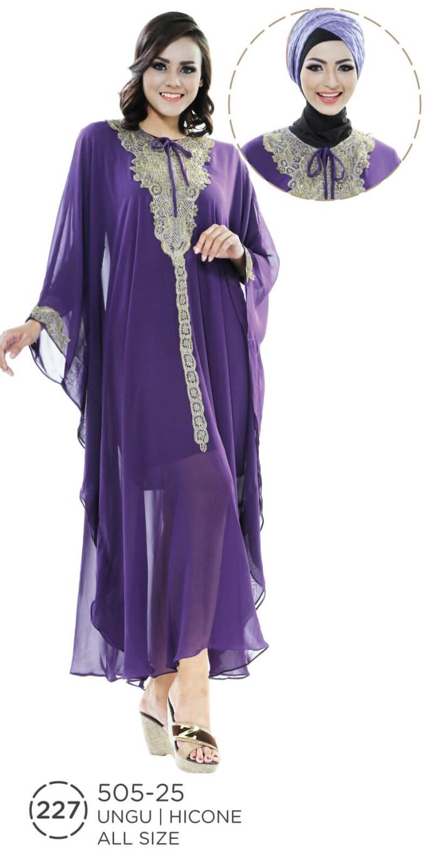 FECART.COM Gamis Muslimah Casual Wanita 505 25 Beli Yuk