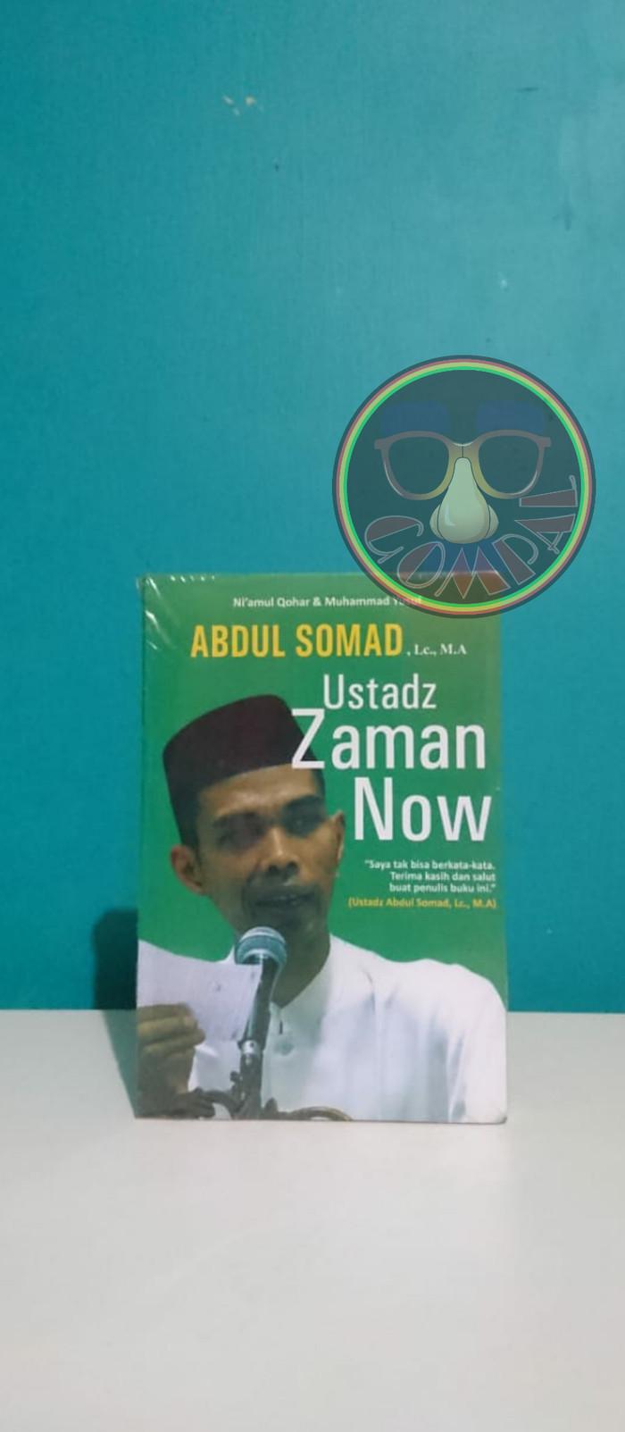 Jual Ustad Zaman Now Ust Abdul Somad Lc Jakarta Pusat Gompal Punya