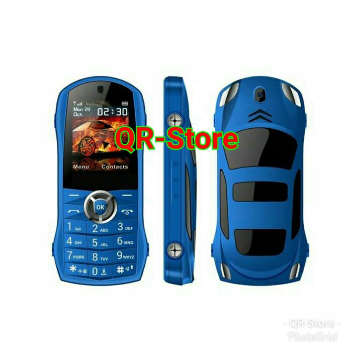harga Handphone unik bentuk mobil hp ferrari Tokopedia.com