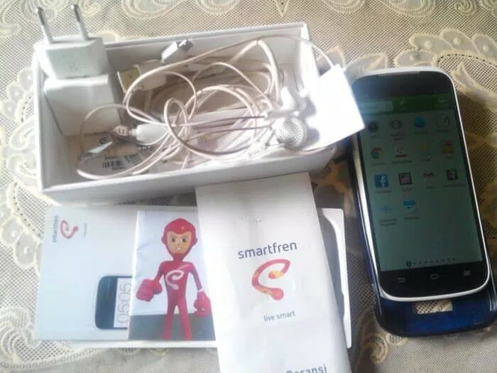 harga Hp smartfrend andromax v gsm cdma quad cord Tokopedia.com