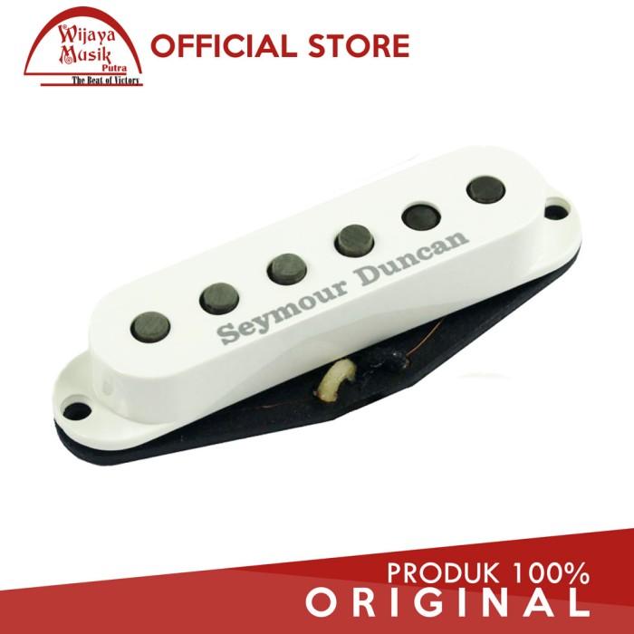 harga Seymour duncan pickup gitar ssl-1 vintage staggered strat - putih Tokopedia.com