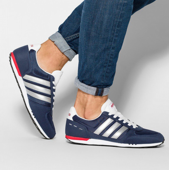 best sneakers promo code buying cheap Jual Adidas Neo City Racer Navy Blue Original - Kota Tangerang Selatan -  Klorel Store | Tokopedia