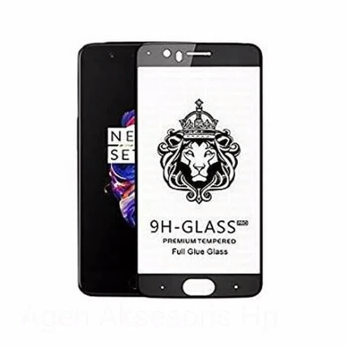 "TEMPERED GLASS FULL GLUE SAMSUNG A7 2017 A720F 5.7"" FULL SCREEN GUARD"