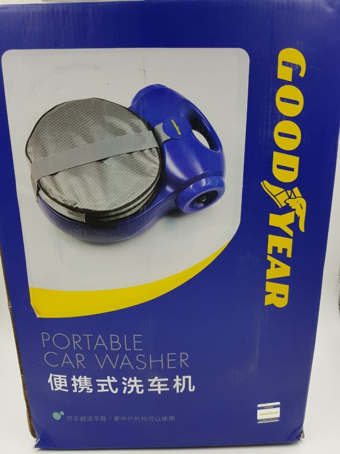 harga Alat steam mobil motor goodyear gy - 2986 portable car washer Tokopedia.com