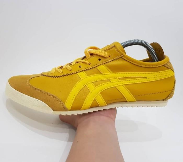 size 40 58d2e 694f4 Jual Sepatu import murah asics onitsuka tiger mexico 66 Japan Yellow - Kab.  Bandung - Doy Footwear | Tokopedia