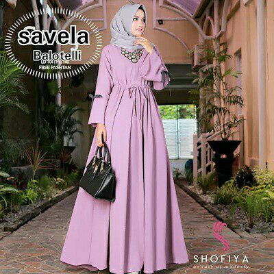 Foto Produk Savela Dress dari Blossom Angel