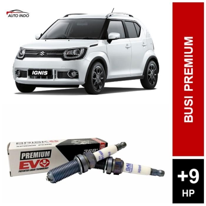 harga Busi suzuki ignis 1200cc brisk premium evo br14bfxc Tokopedia.com