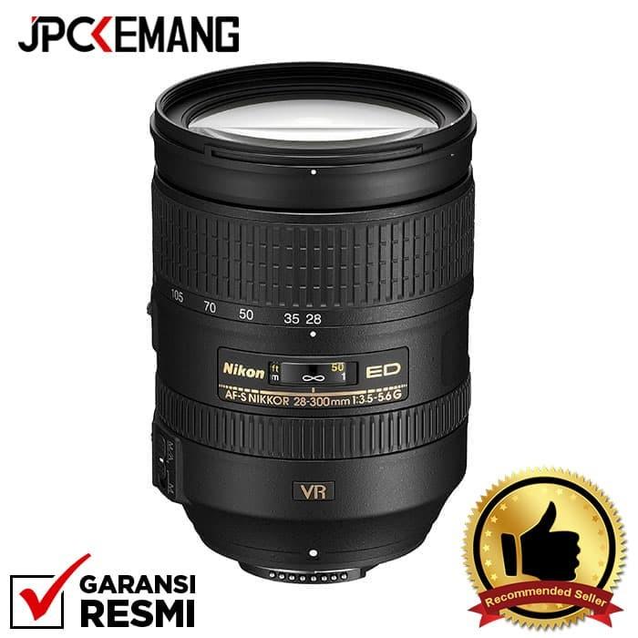 Foto Produk Nikon AF-S 28-300mm f/3.5-5.6G VR ED GARANSI RESMI dari JPCKemang