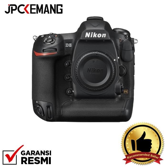 harga Nikon d5 body (dual cf slots) garansi resmi Tokopedia.com