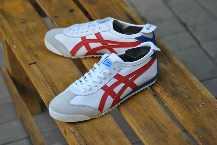 sepatu asics onitsuka tiger white list red original made in indonesia 8e5a58fc7e