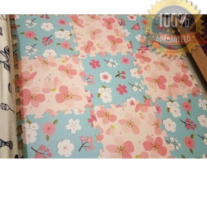 produk super laris Matras/Tikar/Karpet/ Puzzle alas lantai evamat