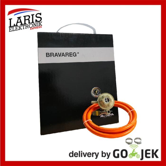 Regulator Kompor Oven Water Heater Gas Modena BRAVAREG LR 0001