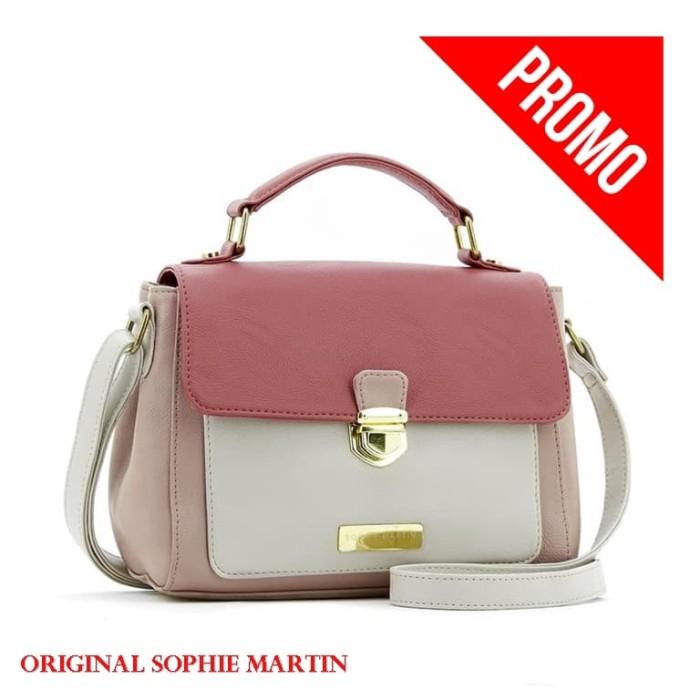 Jual Sophie Martin Tas Wanita Branded Terbaru Model Geliate Warna ... 542e26766c