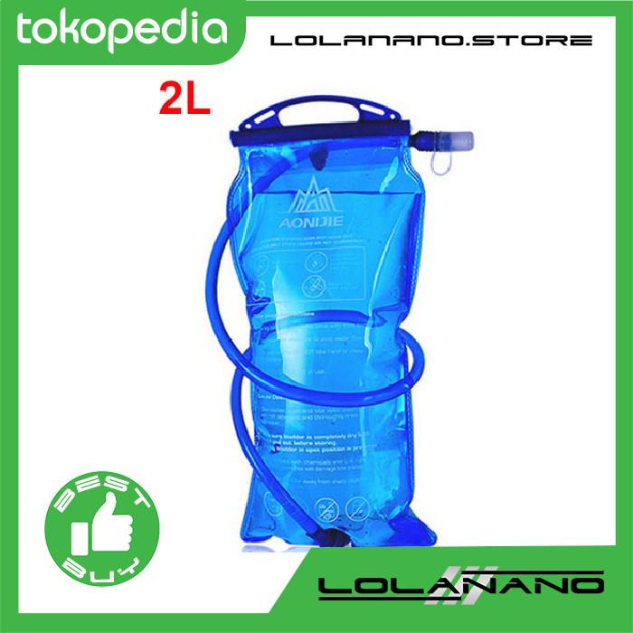 Aonijie Water Bladder Hydration Bag 2L - Blue