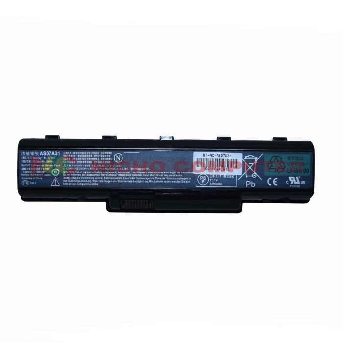 harga Battery acer aspire 4710 (as07a31) Tokopedia.com