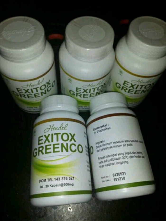 Hendel Exitox Greenco Green Coffee Bean